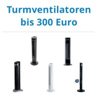 Turmventilatoren bis 300 Euro